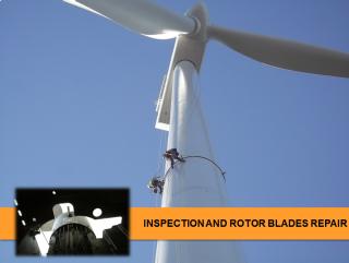 rotor and blades repair1